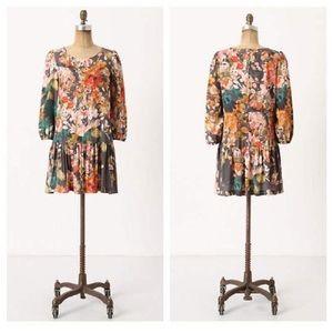 Meadow rue for Anthropologie dress